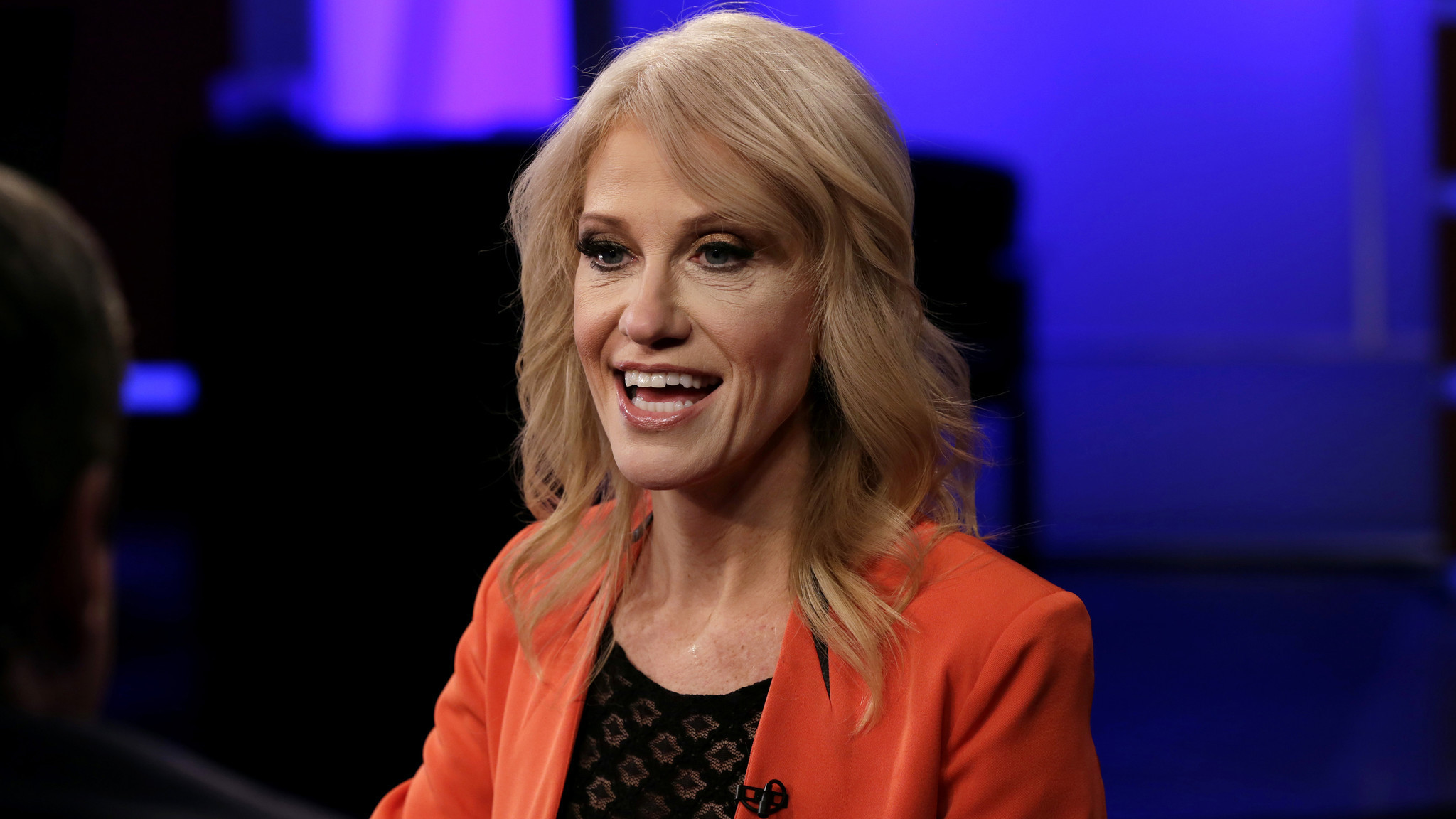 Kellyanne Conway's husband reportedly picked for Justice ...