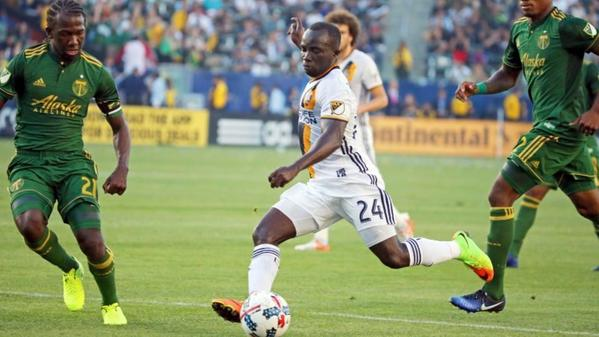 Galaxy beat Real Salt Lake, 2-1, for their first win of the season
