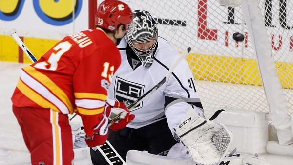 Kings Torched By Flames, 5-2