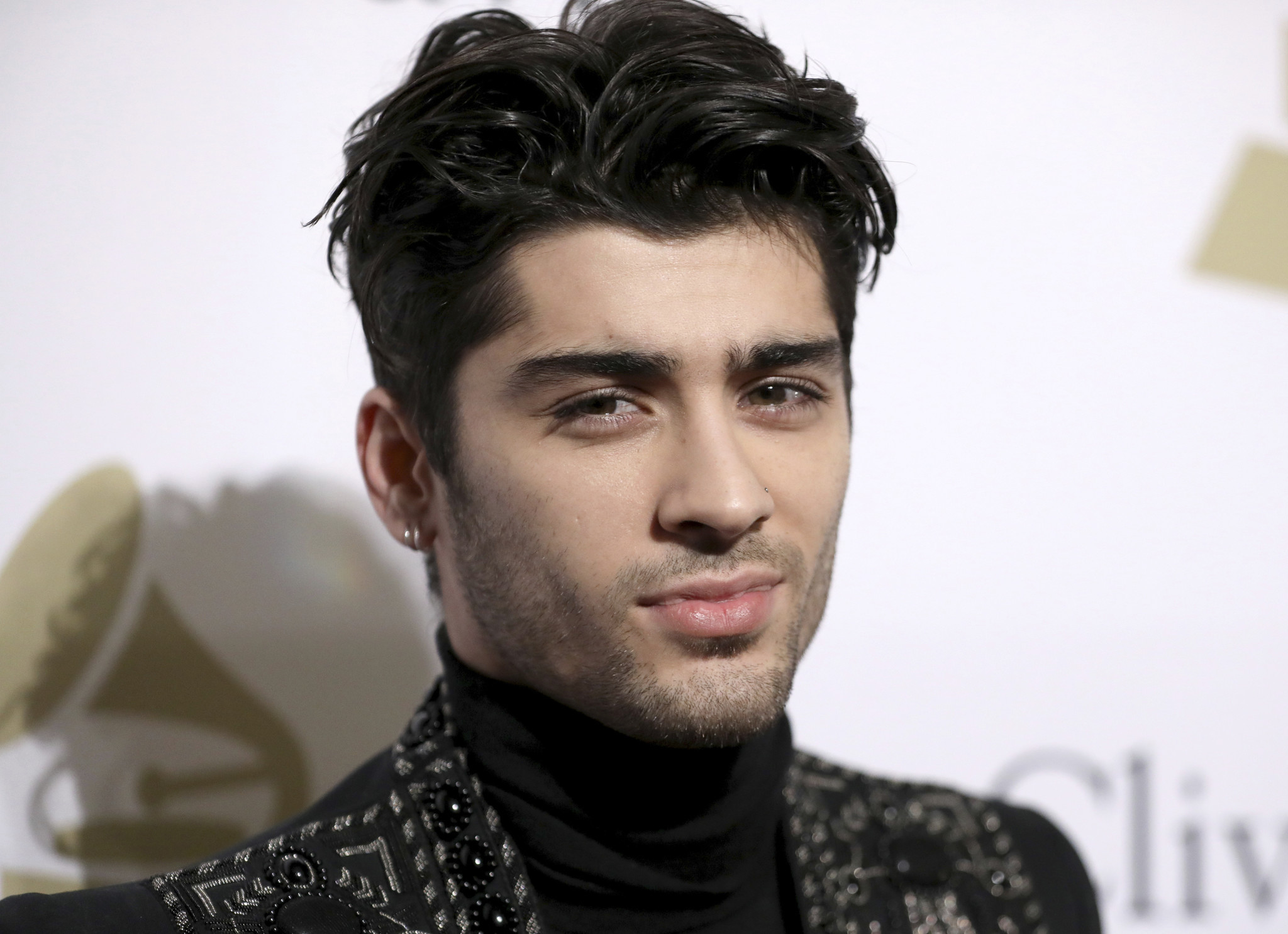Zayn Malik talked about anxiety and eating disorders in a new interview with British newspaper the Sunday Times. (Rich Fury / Invision/Associated Press)