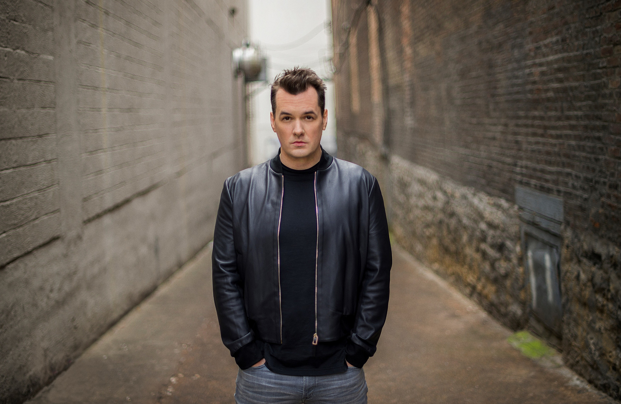 Jim Jefferies: 'I'm just trying to hold it together'