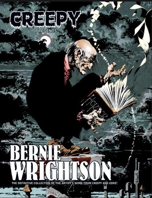 """Creepy Presents Bernie Wrightson."""