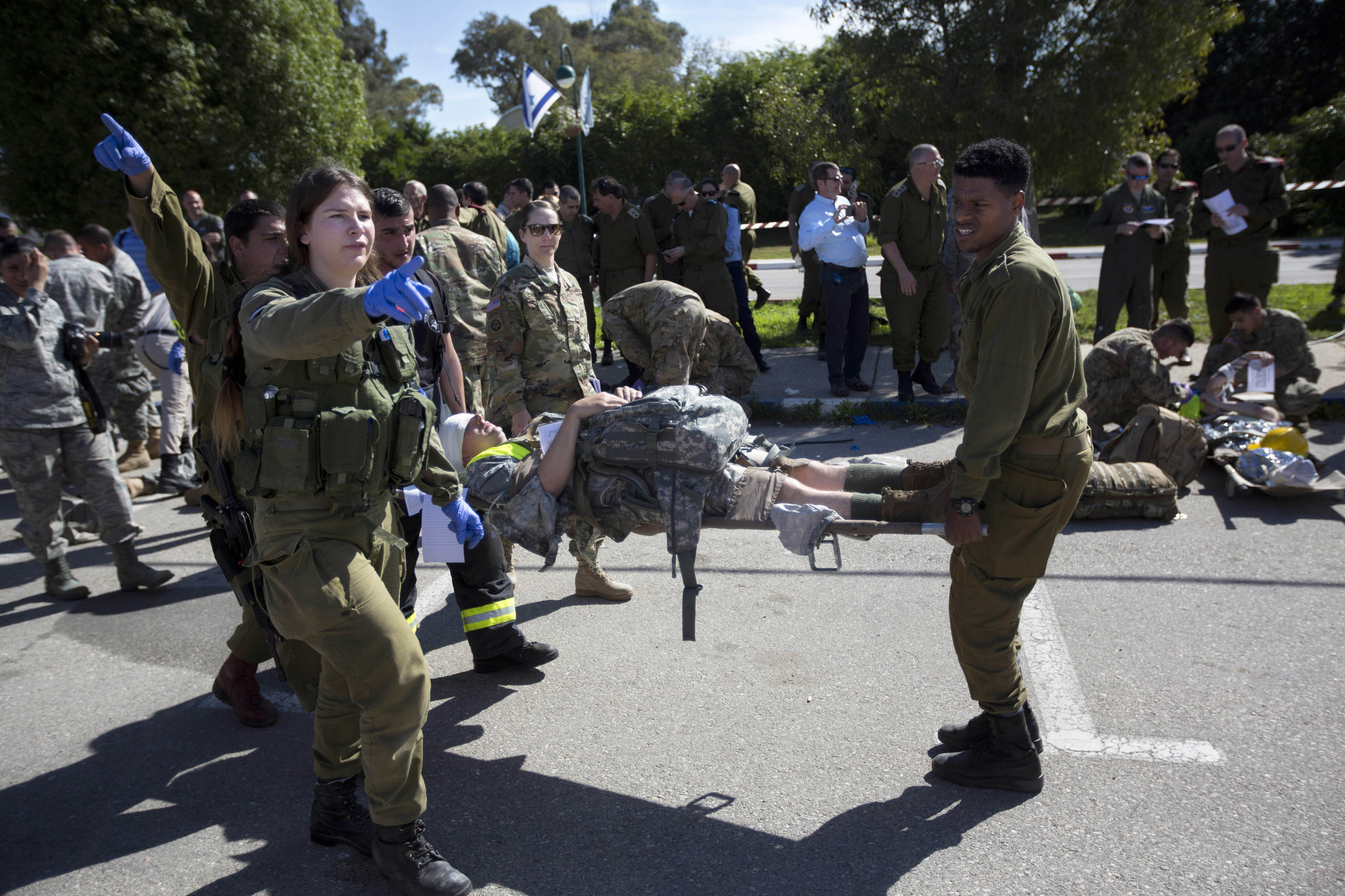 Israel plans mass evacuation if Islamic militants go to war with them