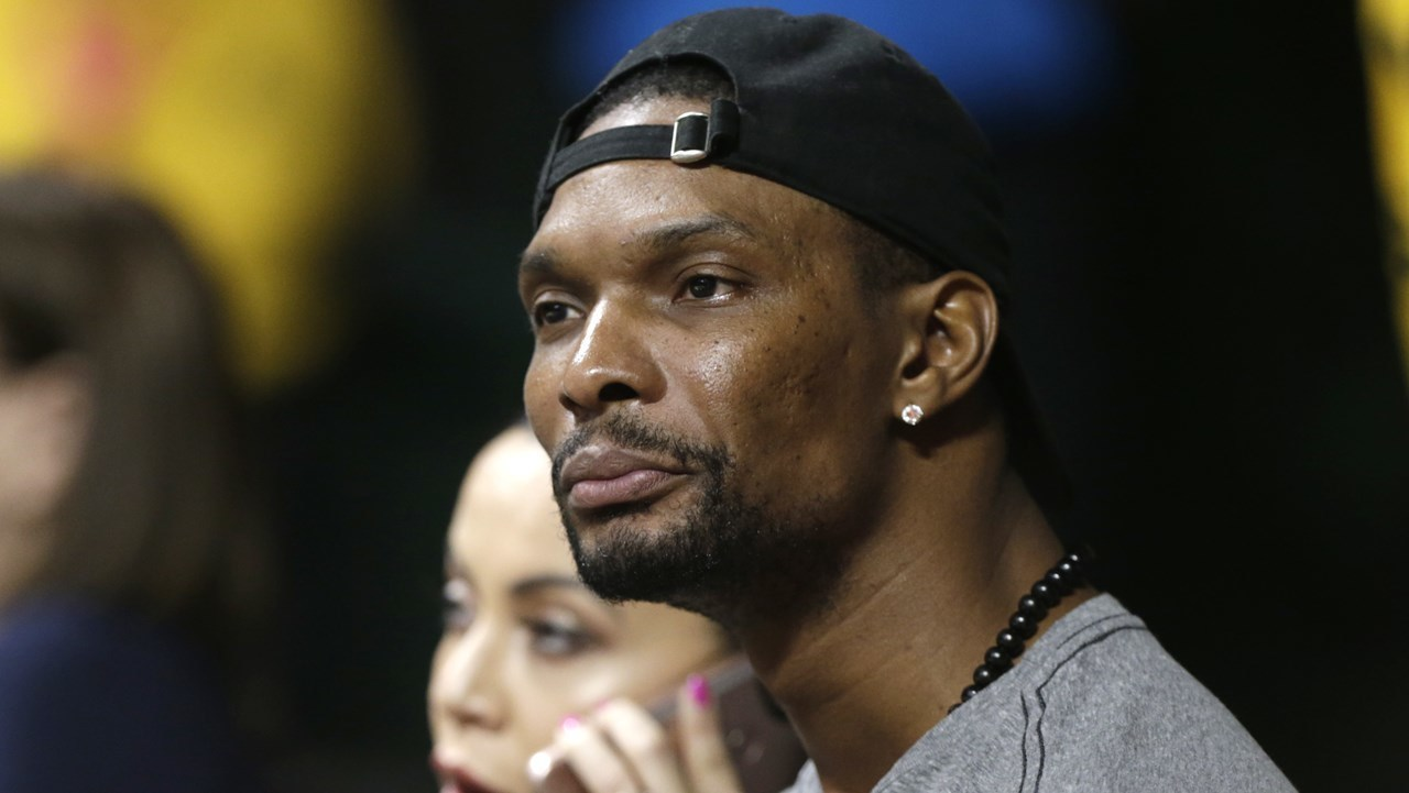 Chris Bosh I m still a basketball player at heart Sun Sentinel