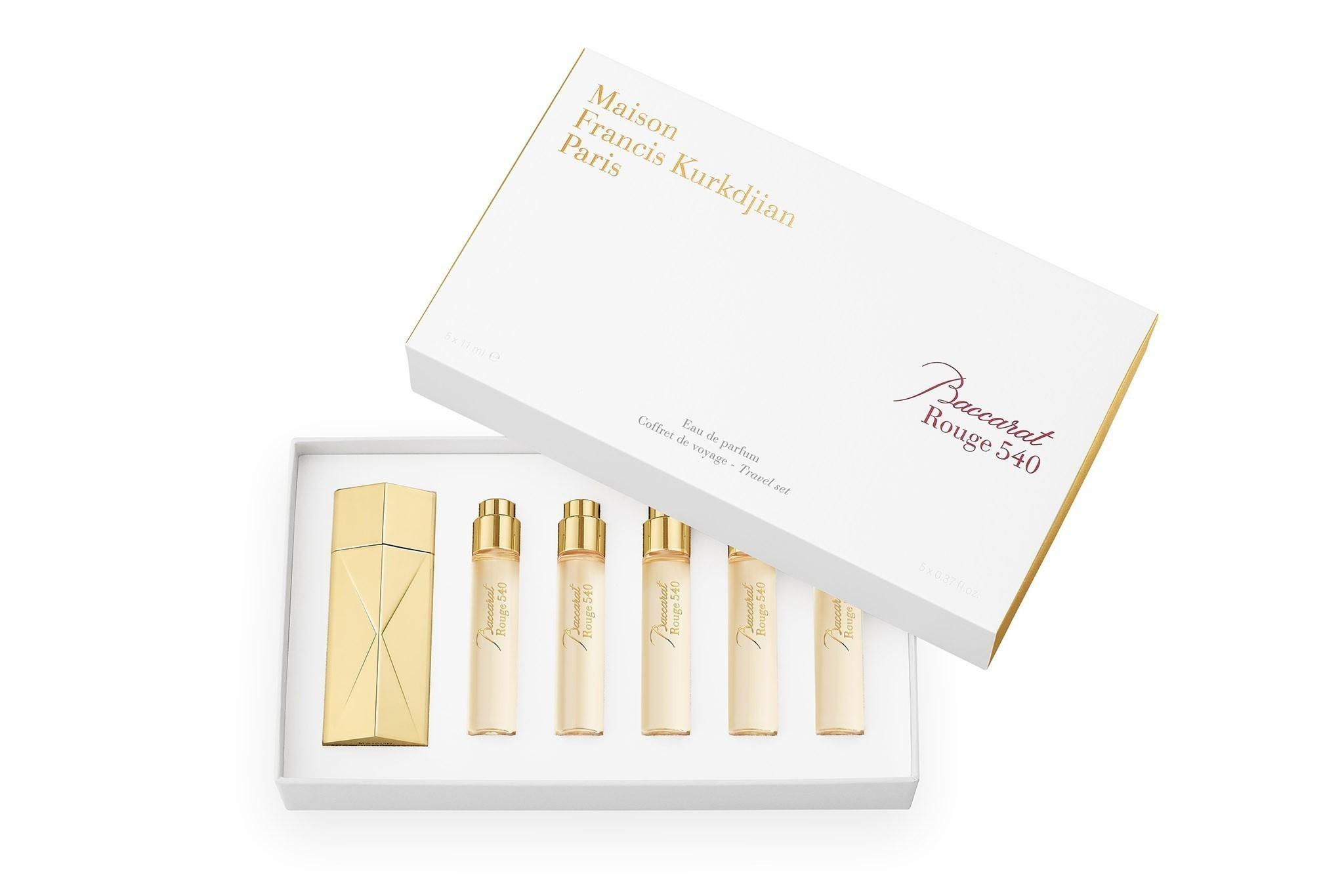 Lvmh acquires maison francis kurkdjian fragrance brand for Maison brand