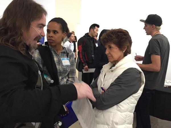 California cannabis companies are hiring. Interest is high at this job fair.