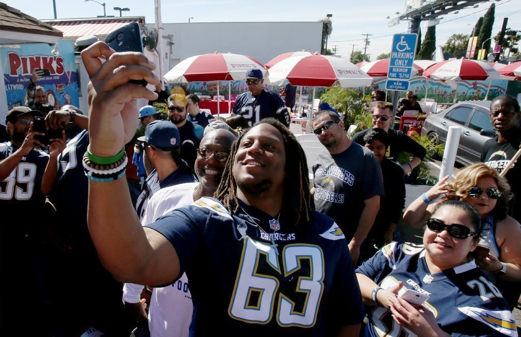 Chargers Heading To Costa Mesa For Training Camp The San