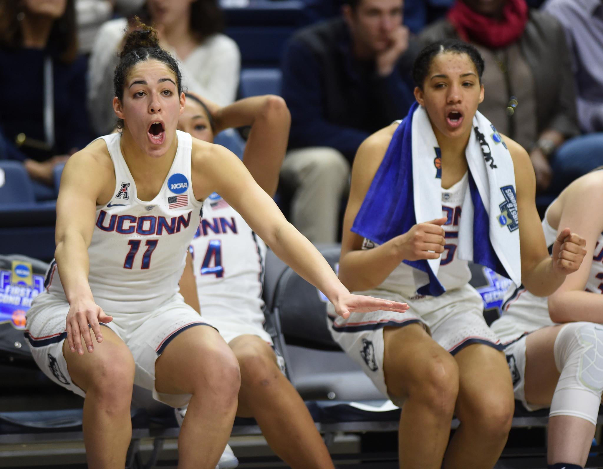 UConn Women's Insider: Kia Nurse Has Emerged As Deep ...
