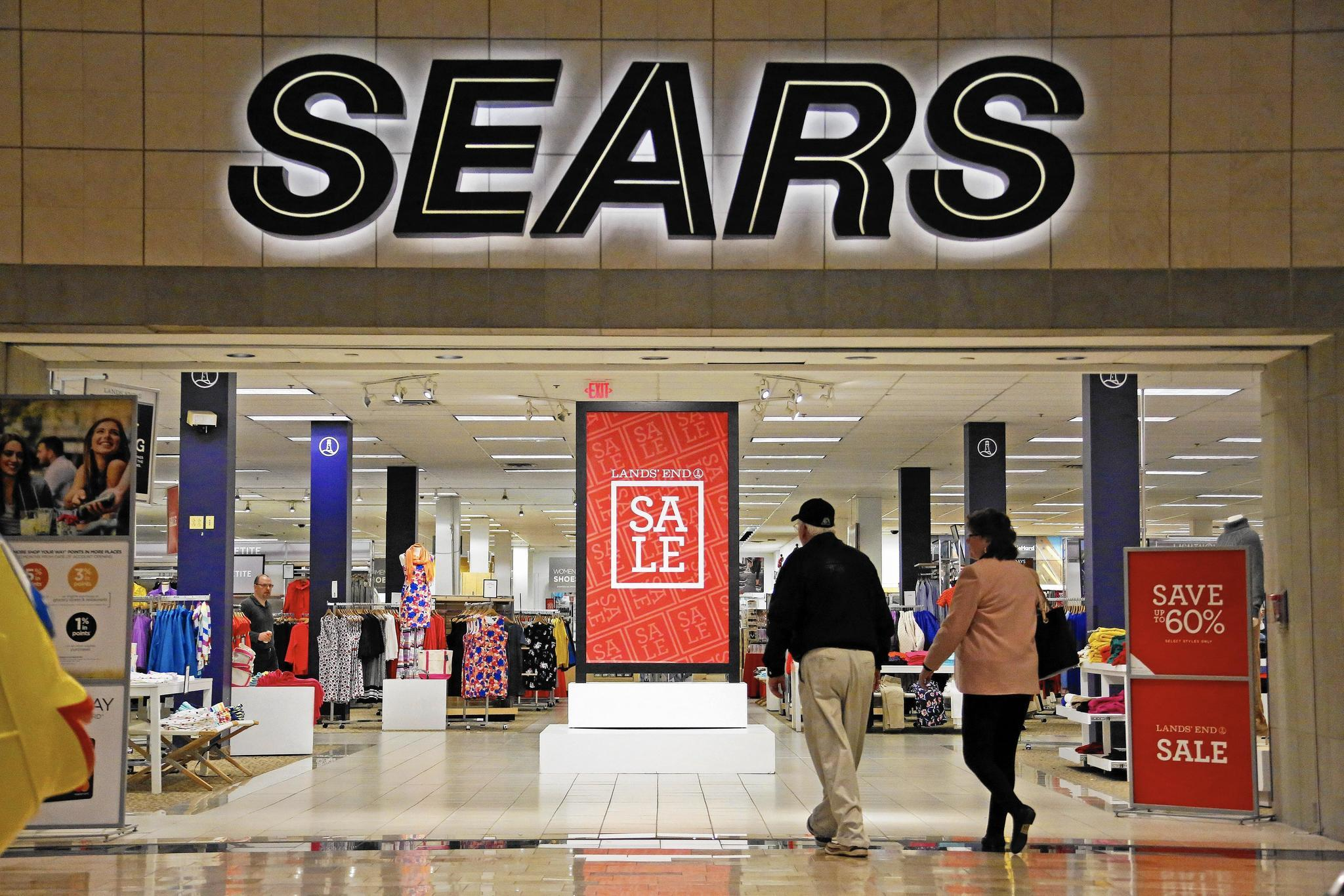 The end of Sears Retailer has substantial doubt about its
