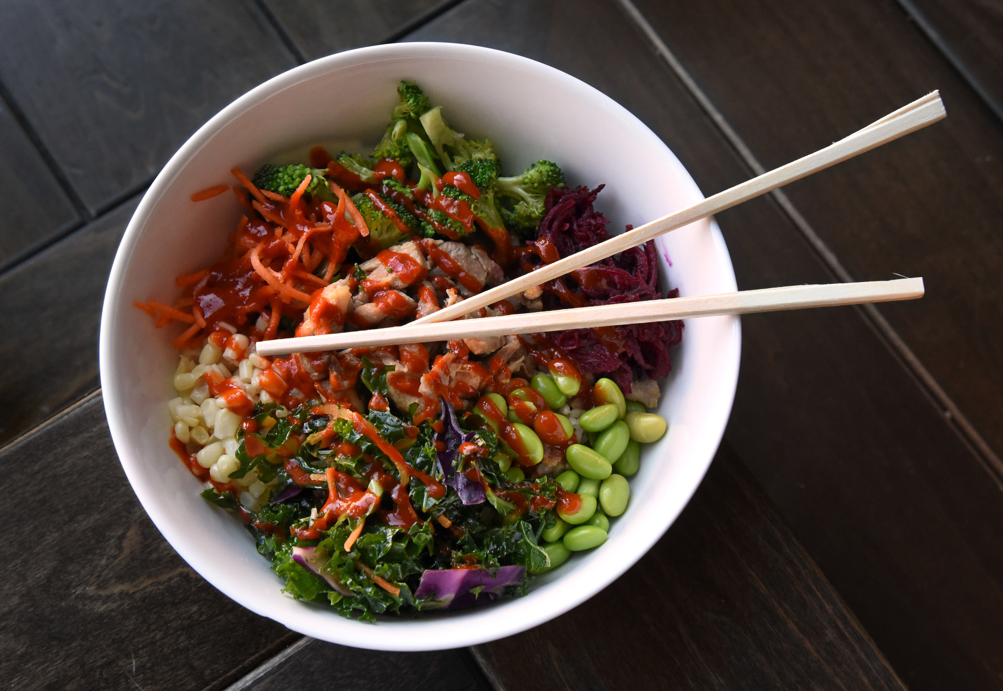R House r. house taste test: our favorite dishes at each stall of the
