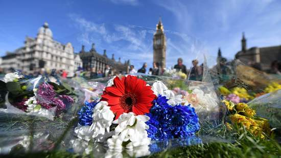 Photo gallery: Attack in London