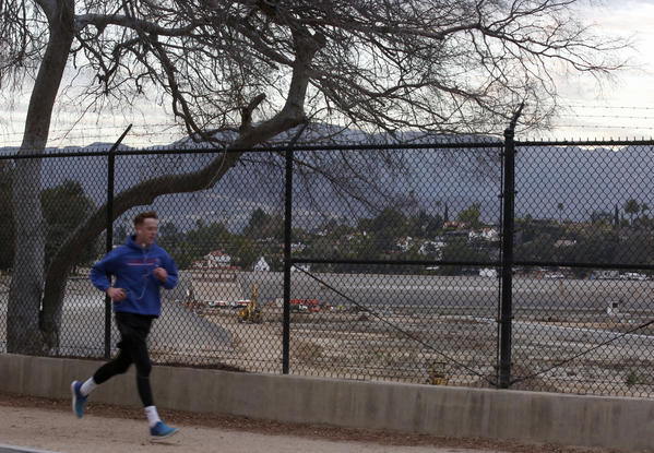 The Silver Lake drought is over: Reservoir will be finally refilled