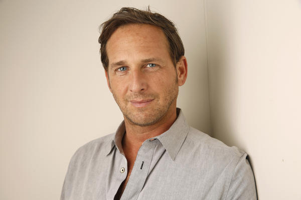 Why actor Josh Lucas will never let his son play tackle football