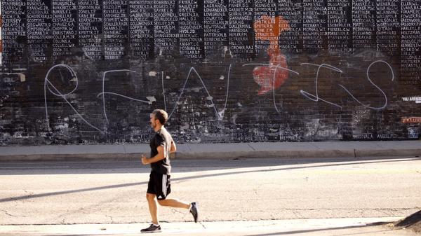 Vietnam War memorial in Venice vandalized by taggers again