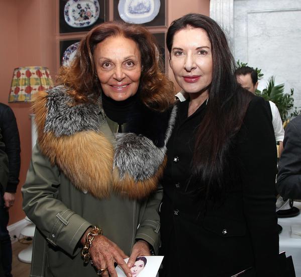 Diane von Furstenberg talks friendship and legacy at New York screening of 'Cezanne et Moi'