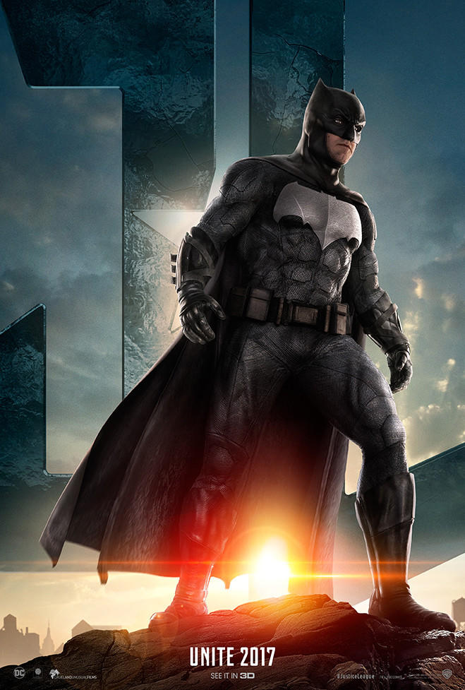 "Batman from ""Justice League."" (Warner Bros.)"
