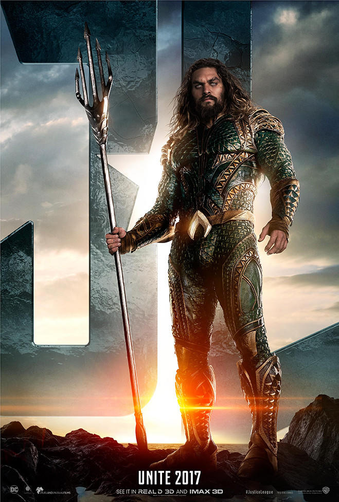 "Aquaman in ""Justice League."" (Warner Bros.)"