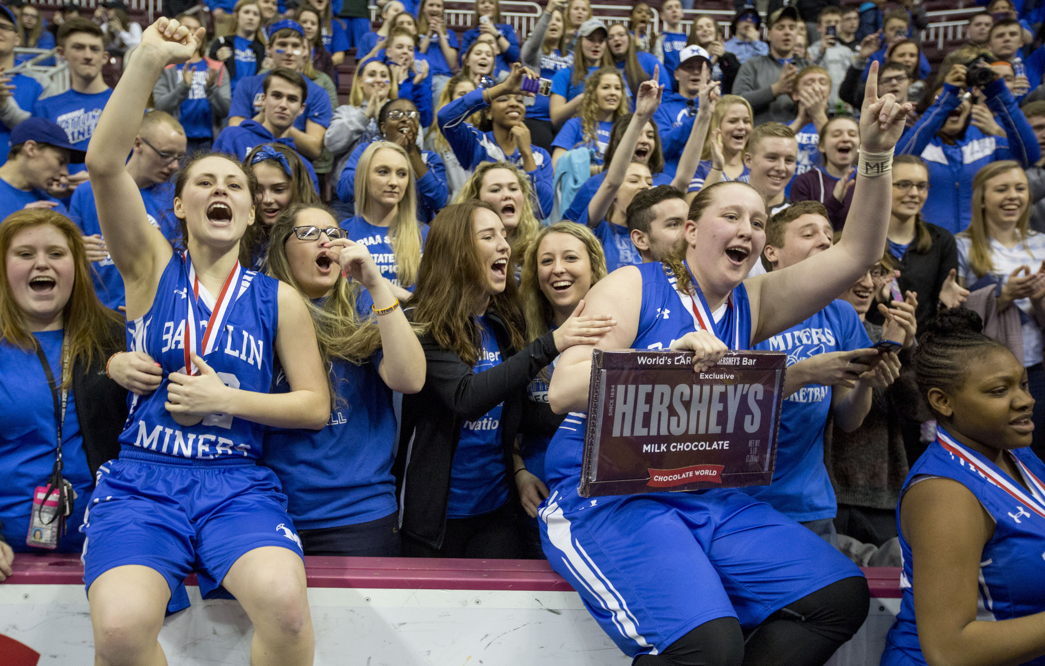 minersville girls The mahanoy area and minersville girls' basketball teams are no strangers to big games, nor are they strangers to one another the schuylkill league and district 11 rivals will meet for a third time this season — this time for a trip to the state finals — in tonight's piaa class aa semifinal.