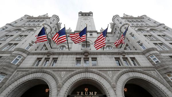 No conflict in Trump hotel lease with government, federal agency says