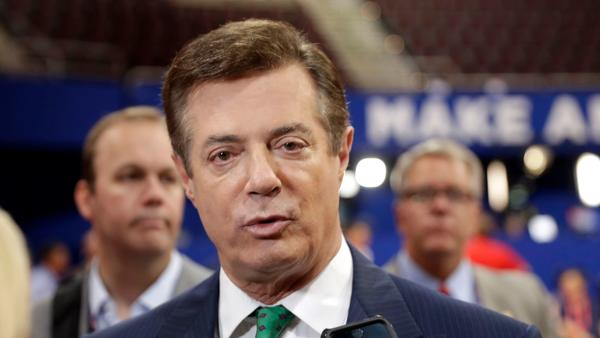 Former Trump aide Paul Manafort to register as a foreign agent