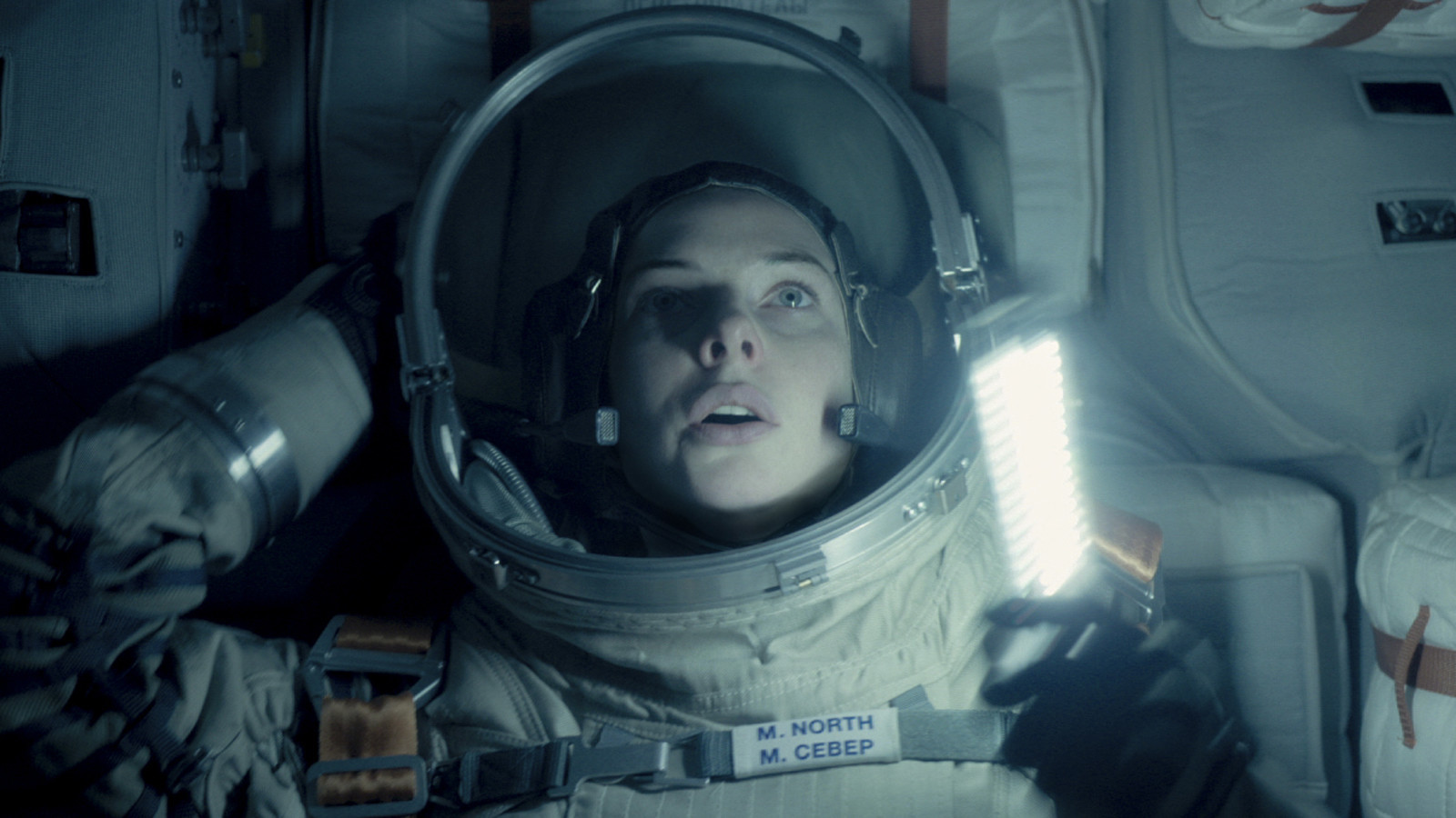 'Alien' haunts outer space thriller 'Life'