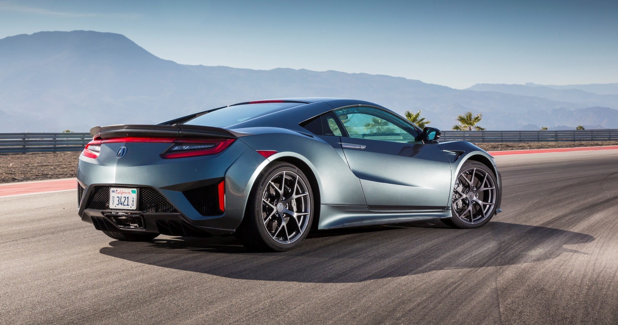 2017 Acura Nsx The Only True All American Supercar La