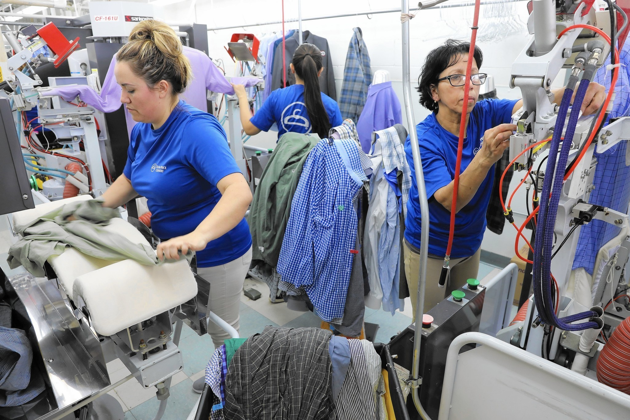 Dry Cleaners, Seeking New Ways To Survive, Take Inspiration From  Restaurants And Retail   Chicago Tribune