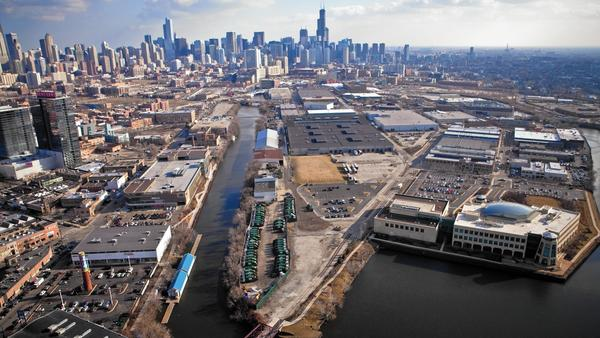 From warehouse to penthouse: Finkl site, industrial corridor ready for makeover