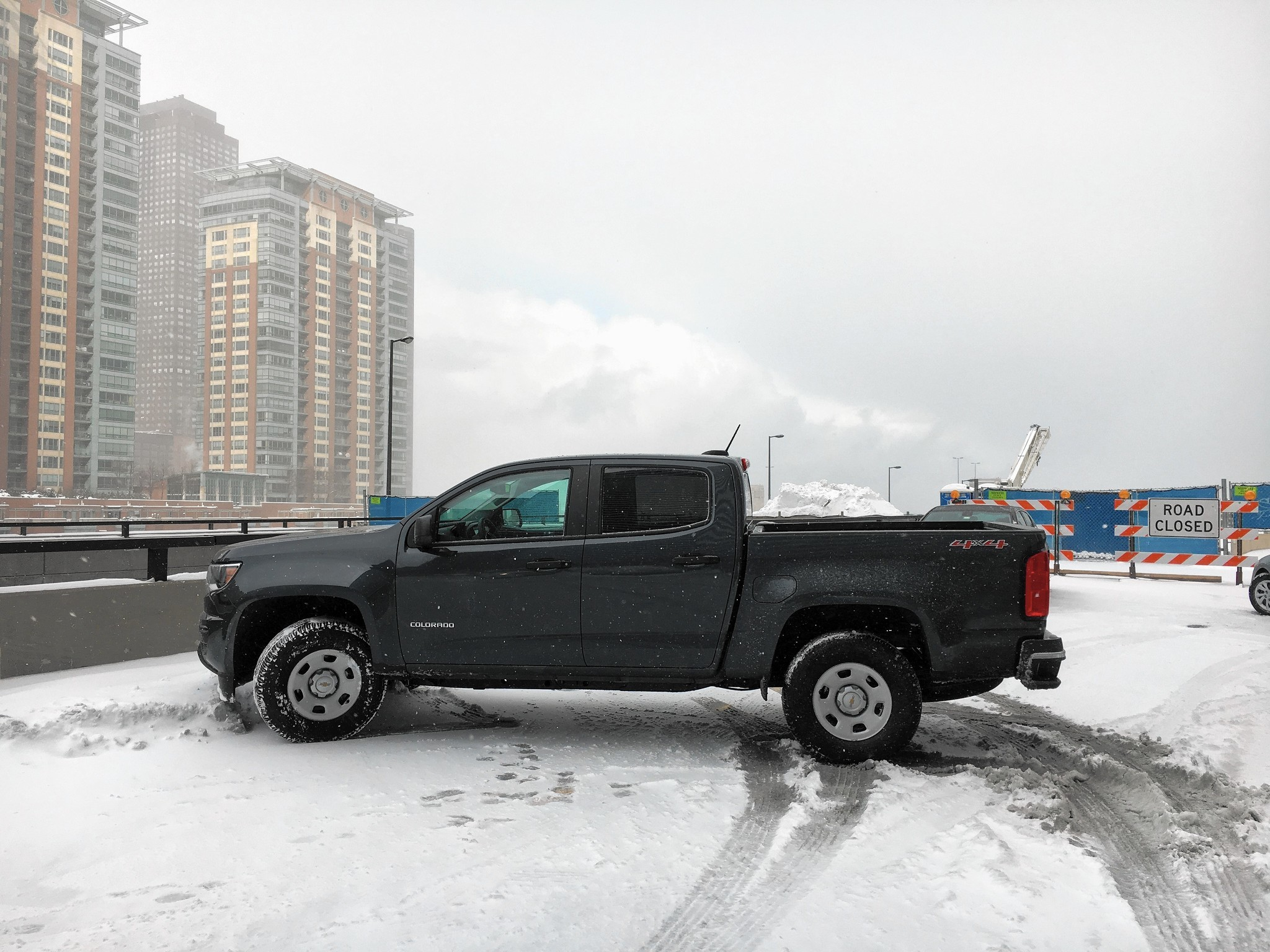 Pickup or crossover? Chevy Colorado makes a case as family vehicle ...