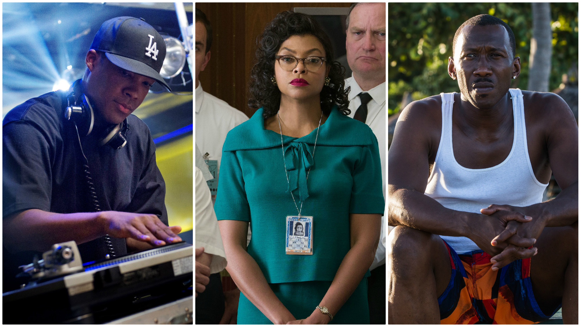 "International Hits ""Moonlight,"" ""Hidden Figures,"" and ""Straight Outta Compton"" Disprove Hollywood Myth That ""Black Films Don't Travel"""
