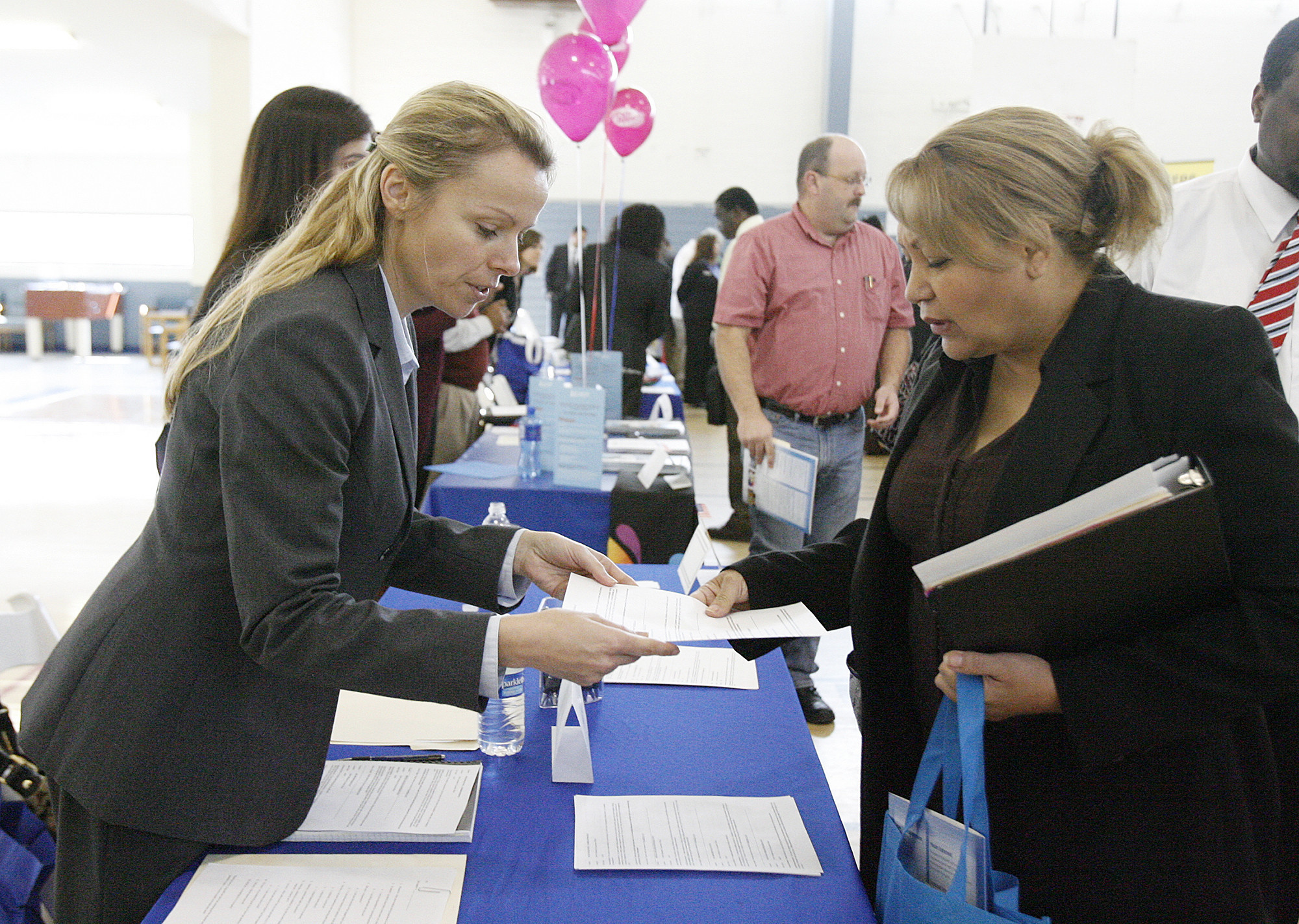 what are job fairs