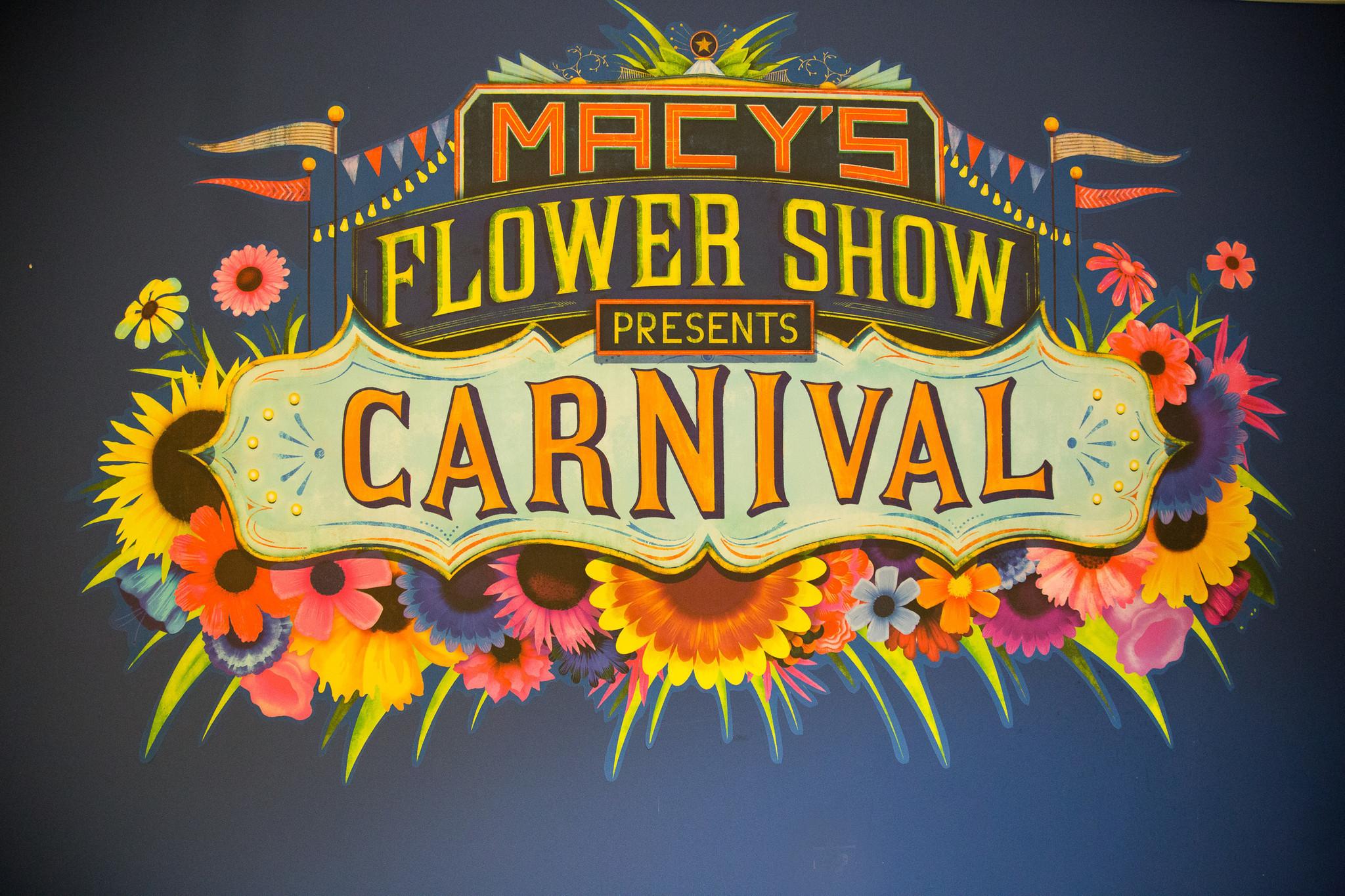 Macy 39 s flower show carnival chicago tribune - Chicago flower and garden show 2017 ...