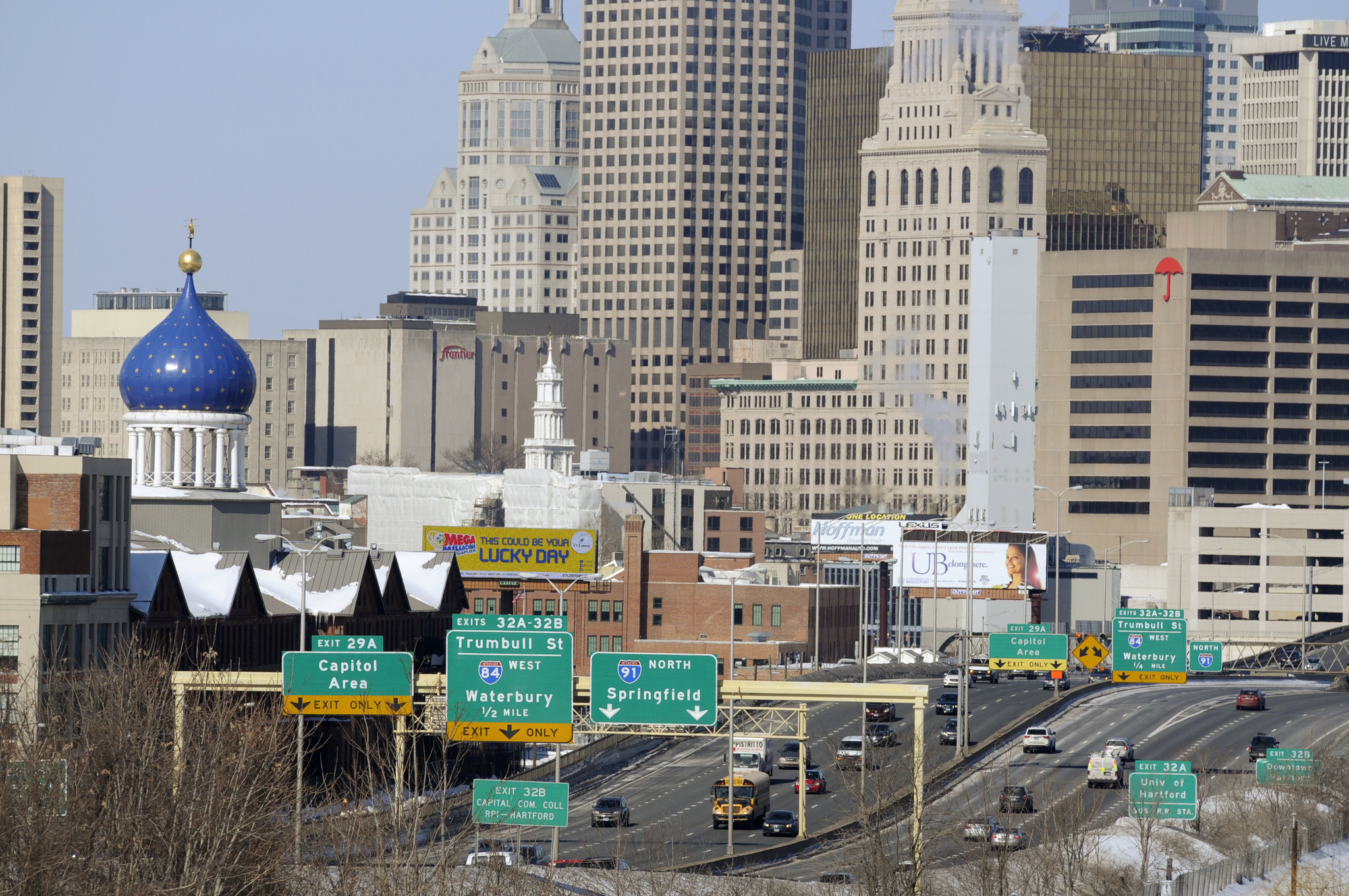 while most cities add people greater hartford population