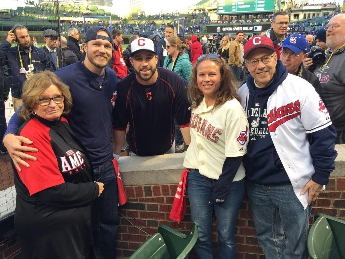 How the World Series — and one swing — twisted the Kipnis family in knots