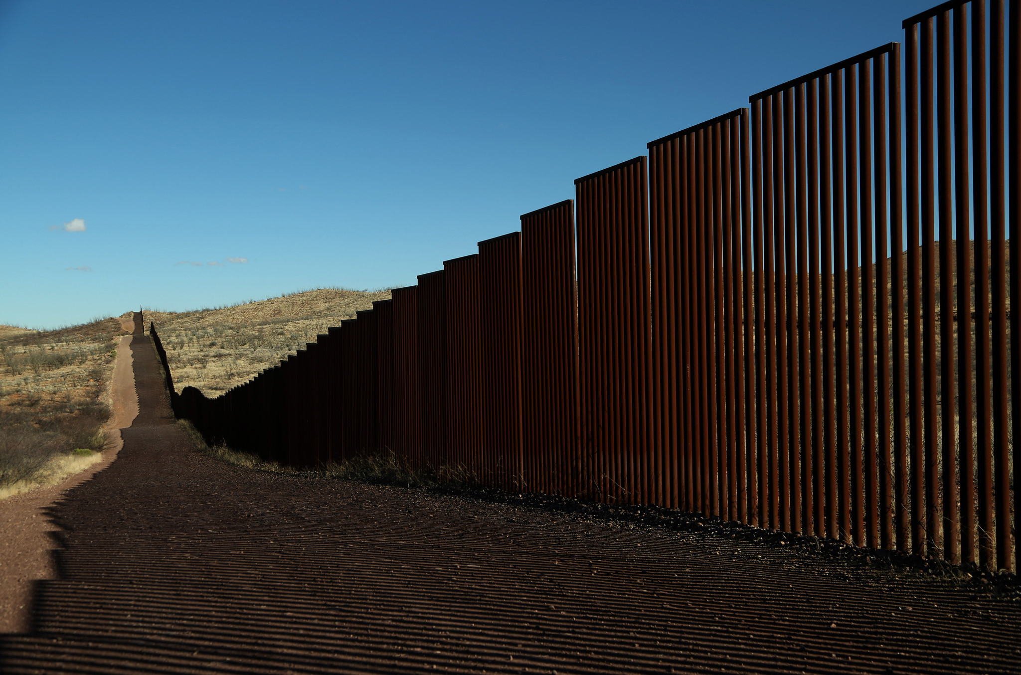 Pretty much the only thing trump 39 s border wall will block for Border wall