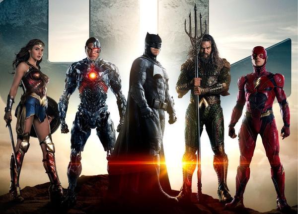 New 'Justice League' trailer brings Batman a bit of self-awareness