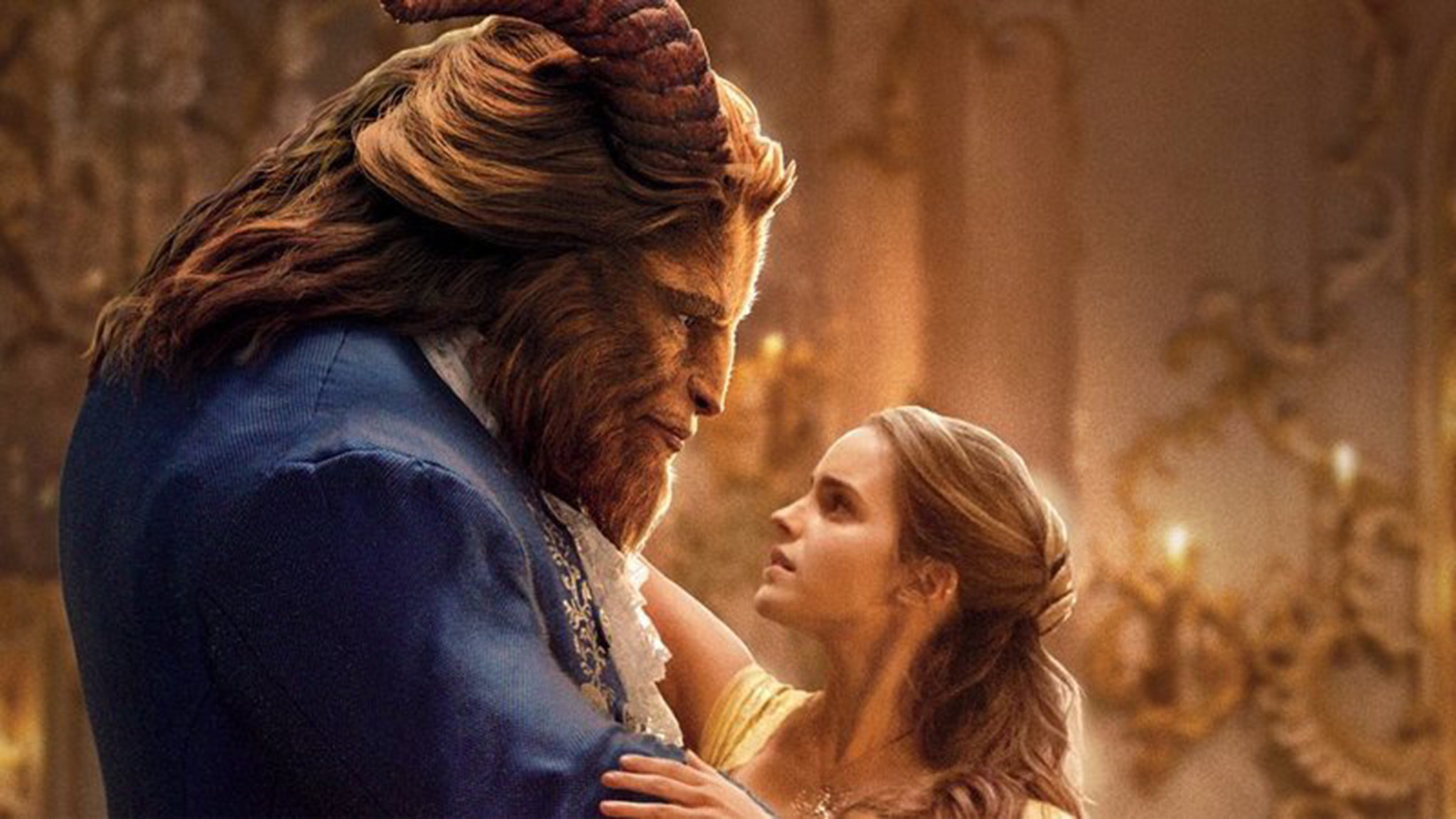 'Beauty and the Beast' tops Friday box office