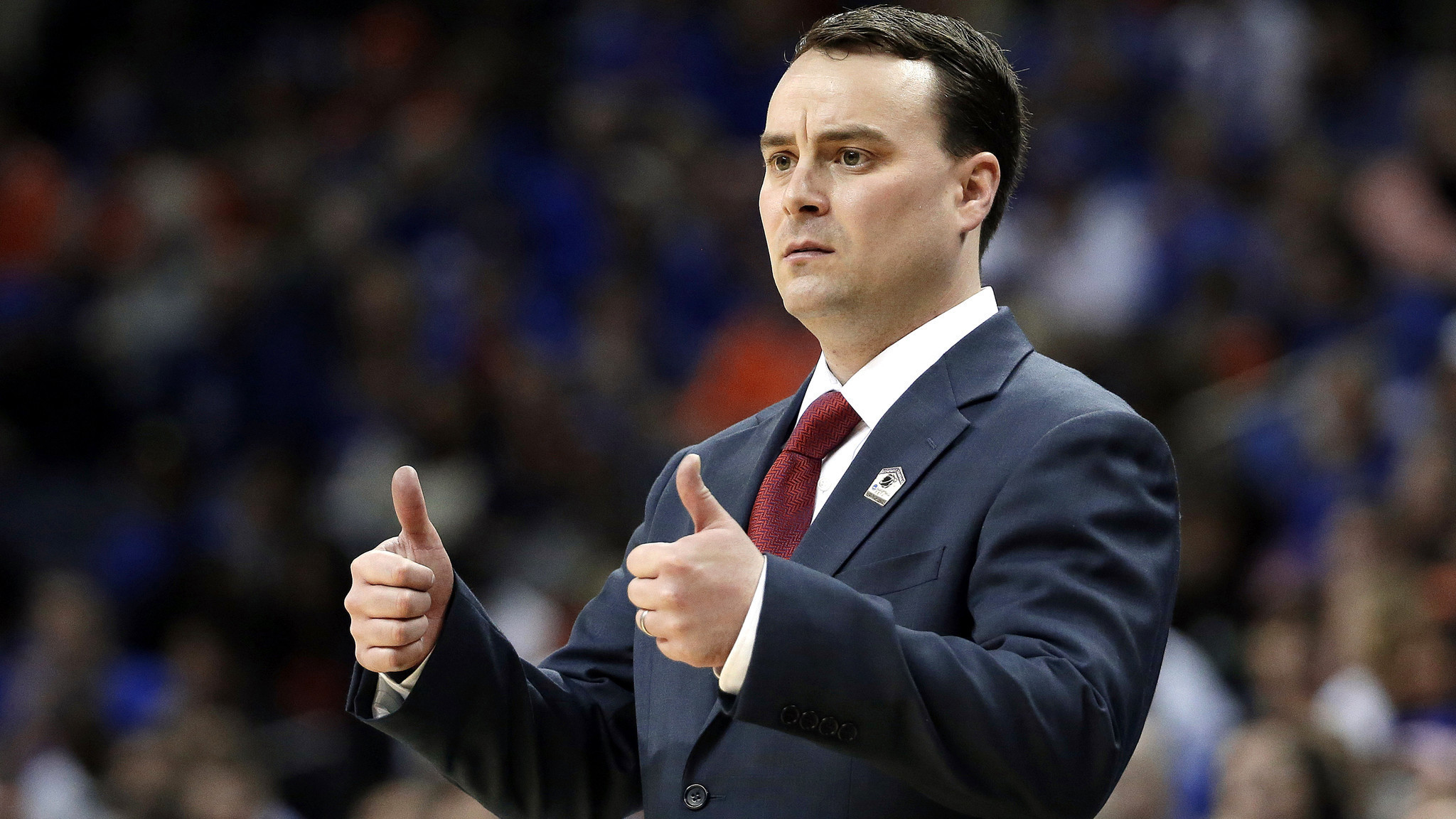 College basketball: Archie Miller hired as Indiana coach