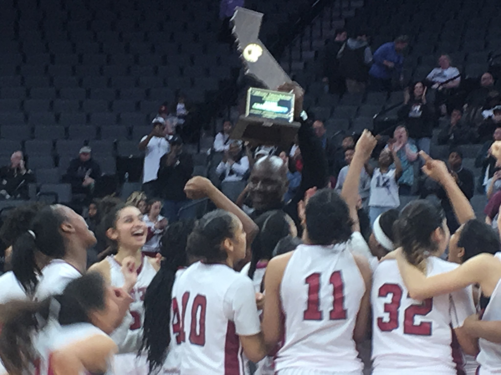 Girls' basketball: Sacramento West Campus wins Division IV title