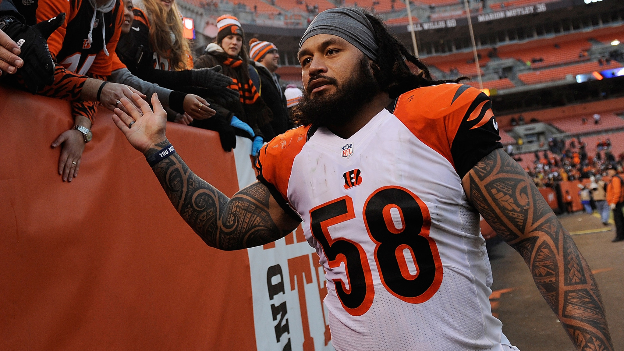 NFL report: Bengals release veteran linebacker and captain Rey Maualuga