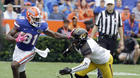 UF receivers molding themselves into playmakers for Gators