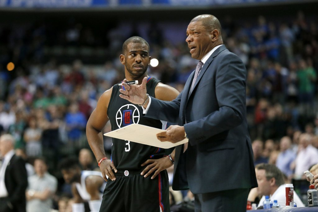 Doc Rivers is whatever the Clippers need him to be
