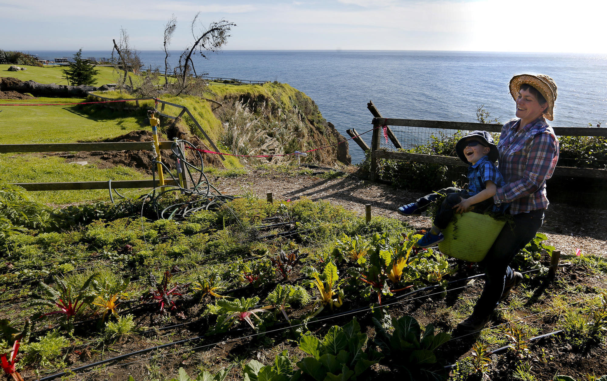 Big Sur lost a bridge and slipped back in time. Now residents are wondering what happens next