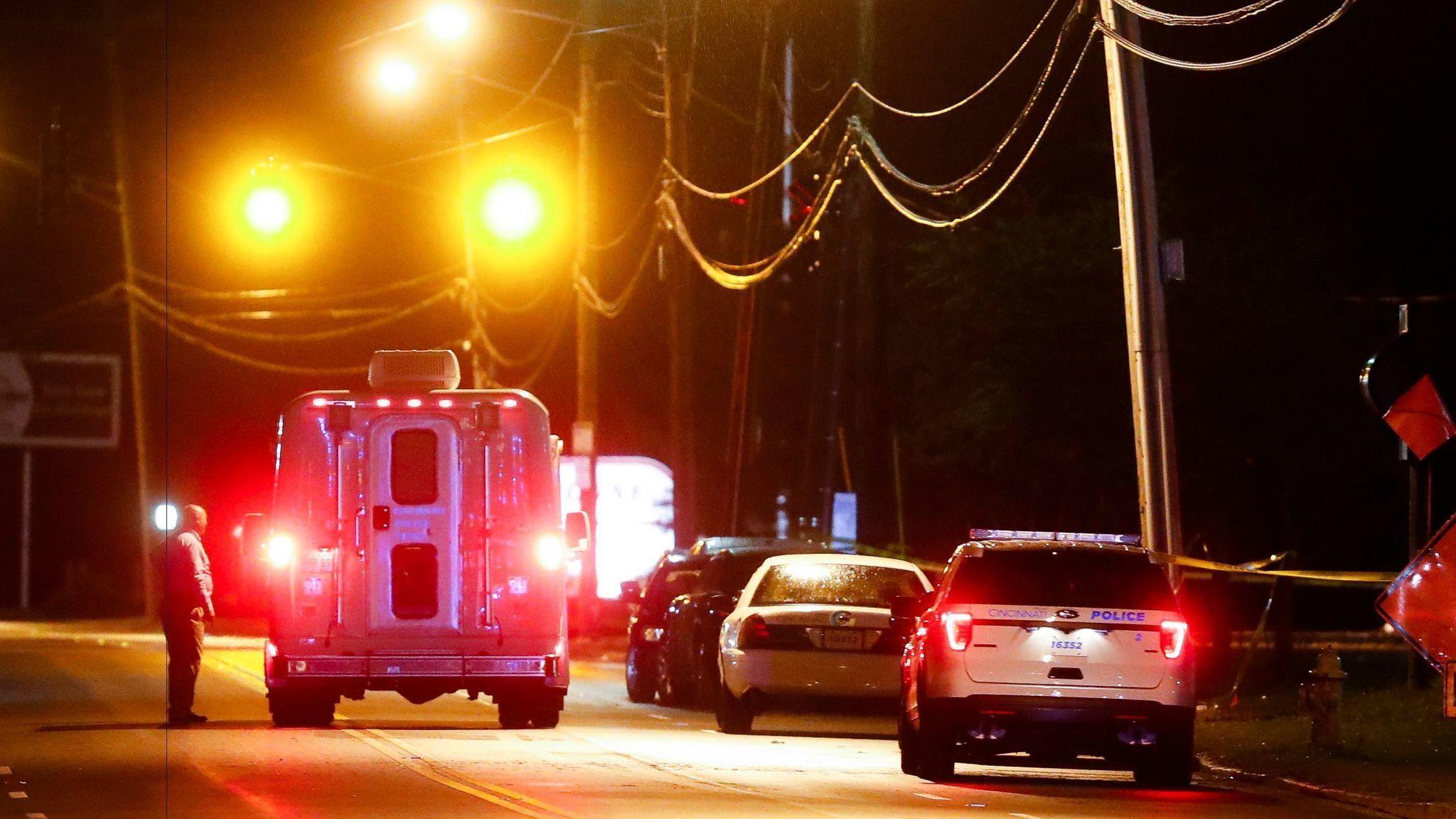 15 people shot, 1 killed, at Cincinnati nightclub