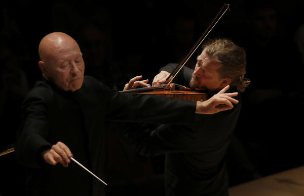 Brahms played brilliantly, with an L.A. back story to boot: Christoph Eschenbach at Disney Hall