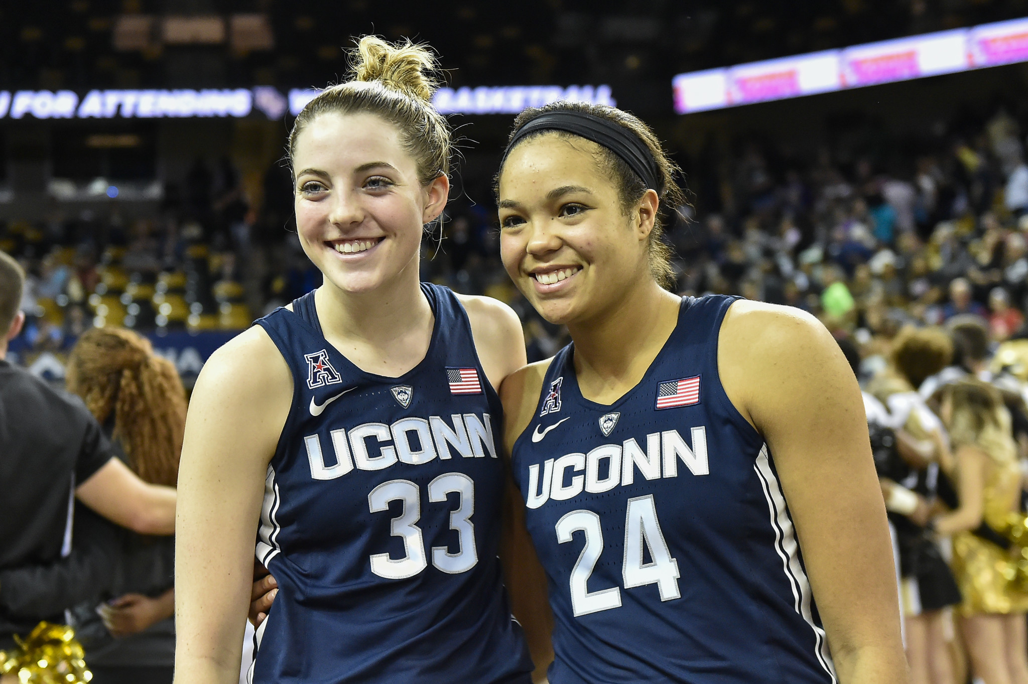 UConn\u0027s Collier, Samuelson AP First-Team All-Americans; Williams ...