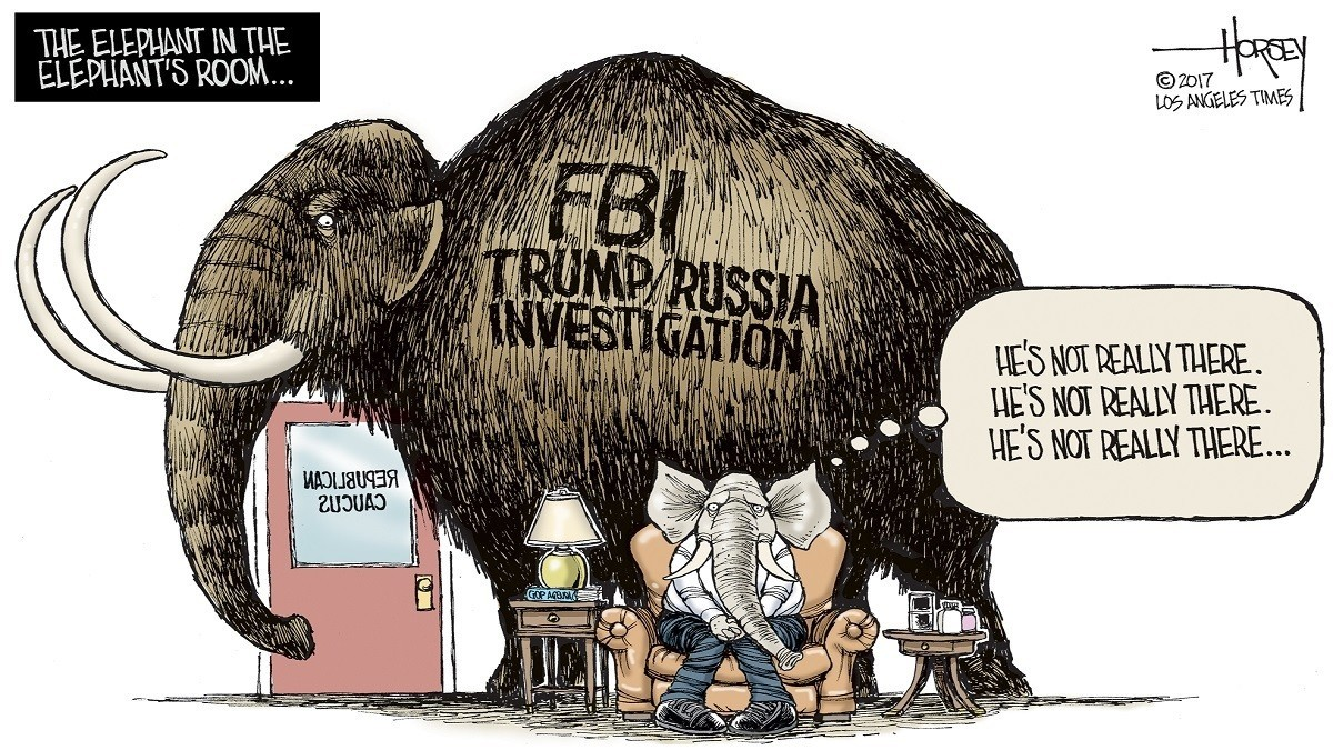 Image result for TRUMP-RUSSIA INVESTIGATION