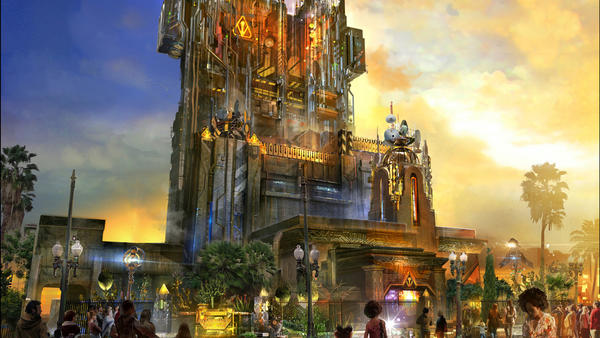 What to expect from Disney's new 'Guardians of the Galaxy' ride