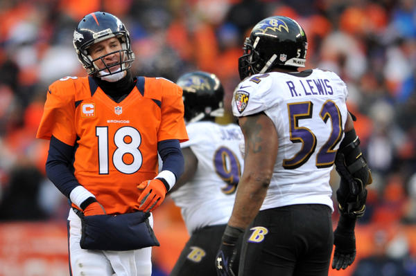 Peyton Manning on why Ray Lewis' retirement was the 'greatest day of my life'
