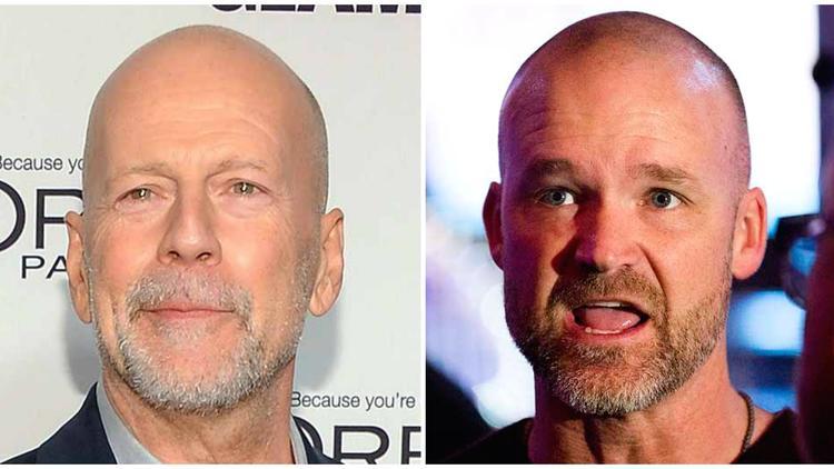 Bruce Willis as David Ross